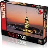 1000 Parça Kız Kulesi Puzzle