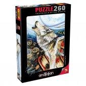 Anatolian Puzzle 260 Parça Kurt Çığlığı 3328...