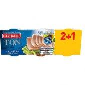 Dardanel 160 Gr 3 Adet Ton Balığı