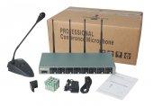 Acemic Eu 8408 8li Fix Wıreless Conference Mıcrophone System