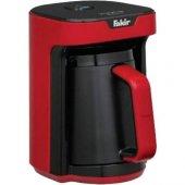 Fakir Kaave Express Türk Kahve Makinesi Kırmızı