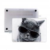 Yeni MacBook Air Kılıf A1932 A2179 13 inç Uyumlu USB-C Hediyeli Özel Kutulu Ürün Cat 01NL-2