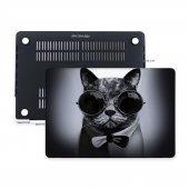 Yeni MacBook Air Kılıf A1932 A2179 13 inç Uyumlu USB-C Hediyeli Özel Kutulu Ürün Cat 01NL-3