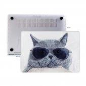 Yeni MacBook Air Kılıf A1932 A2179 13 inç Uyumlu USB-C Hediyeli Özel Kutulu Ürün Cat 01NL-4