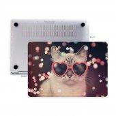 Yeni MacBook Air Kılıf A1932 A2179 13 inç Uyumlu USB-C Hediyeli Özel Kutulu Ürün Cat 01NL-5