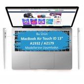 Yeni MacBook Air Kılıf A1932 A2179 13 inç Uyumlu USB-C Hediyeli Özel Kutulu Ürün Cat 01NL-6