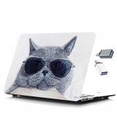 Yeni MacBook Air Kılıf A1932 A2179 13 inç Uyumlu USB-C Hediyeli Özel Kutulu Ürün Cat 01NL-7