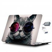 Yeni MacBook Air Kılıf A1932 A2179 13 inç Uyumlu USB-C Hediyeli Özel Kutulu Ürün Cat 01NL-9