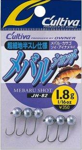 Owner 11566 Mebaru Shot Normal Lrf Jighead