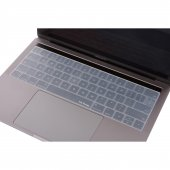 MacBook Pro Klavye Koruyucu Touch Bar Amerika İngilizce Baskı A1706 A1989 A2159 13