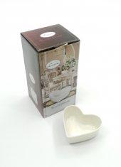 Lavin Mini Kalpli Porselen Çerezlik 6 Lı