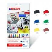 Edding Porselen Kalemi 6lı Set Standart Renkler (E 4200)