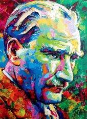 Mustafa Kemal Atatürk 2018 1000 Li Puzzle