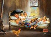 Mutlulğun Resmi Home Sweet Home 1000 Li Puzzle