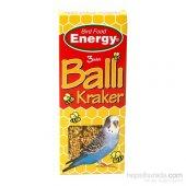 Energy Ballı Muhabbet Kuşu Krakeri 100 G