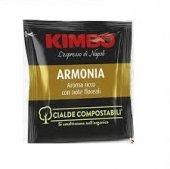 Kimbo Armonia Yassı Pod Kahve (100 Lük Kutuda)