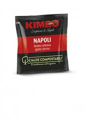 Kimbo Napoli Yassı Pod Kahve (100 Lük Kutuda)
