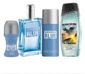 Avon İndividual Blue Erkek Bakım Seti 4 Lü Set