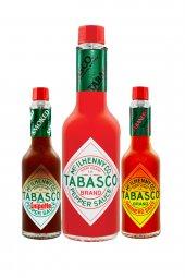 Tabasco Habanero, Acı Biber Sosu Ve Chipotle...
