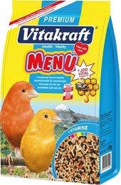 Vitakraft Menü Premium Kanarya Yemi 500 Gr