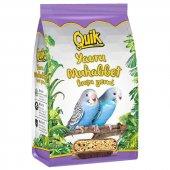 Quik Junior Yavru Muhabbet Kuşu Yemi 400gr