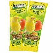Jungle Ballı Yumurtalı Kanarya Krakeri 3lü