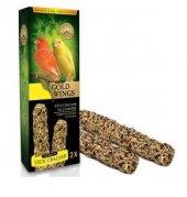 Gold Wings Premium Ballı Kanarya Krakeri 2li