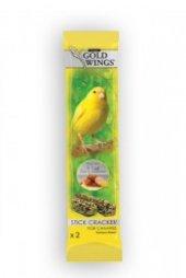 Gold Wingas Ballı Yumurtalı Kanarya Krakeri 2...