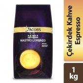 Jacobs Mastro Lorenzo Çekirdek Kahve 1000 G