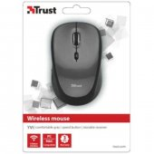 Trust 18519 Yvi Siyah Kablosuz Mouse