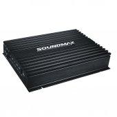 SOUNDMAX SX-600.1D OTO ANFİ MONO MAX POWER 4000W BAS KONTROL