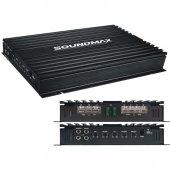 SOUNDMAX SX-600.1D OTO ANFİ MONO MAX POWER 4000W BAS KONTROL-2
