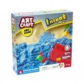 Art Craft İnşaat Kinetik Kum Seti 500gr