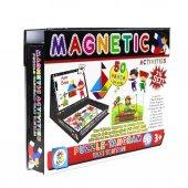 Manyetik Aktiviteler Tangram Puzzle Yazı...