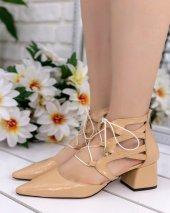 Lilla Ten Rugan Topuklu Ayakkabı-3