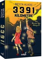 İndigo Kitap Beyza Alkoç 3391 Kilometre