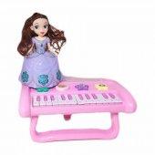 Canem Piyano ve Prenses Bebek