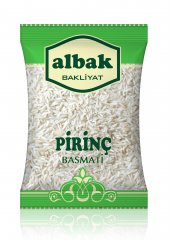 Albak Basmati Pirinç X2 Adet 1 Kg