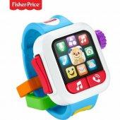 Fisher Price Eğlen ve Öğren Akıllı Saat GMM53