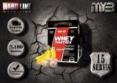 Hardline Whey 3 Matrix 450 Gr 15 Adet X 30 Gr Şase Protein Tozu 3 Farklı Aroma
