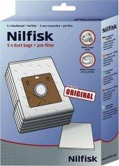 Nilfisk Coupe One Orjinal Toz Torbası