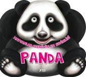Panda Hayvanlar Serisi (Şekilli)
