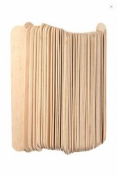 50li Paket Abeslang Tahta Dil Çubuğu Basacağı Ağda Spatulası, Spatula