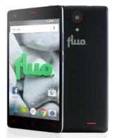 Fluo V Plus 16gb Siyah (İthalatçı Garantili Outlet Ürün)