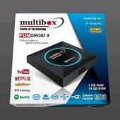 Multibox Fundroid 9 Box Android 9.0 Smart Box 2 Gb Ram 16 Gb Rom
