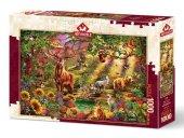 Art Puzzle 1000 Parça Büyülü Orman 5176
