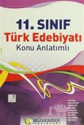 Güvender 11.sınıf Türk Edebiyatı Konu Anlatımlı
