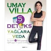 5 Günlük Detoks İle Yağlara Veda Umay Villa