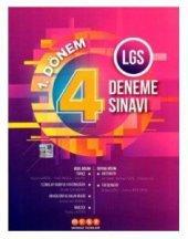 8.sınıf Lgs 1.dönem 4 Deneme Sınavı Merkez Yayınları