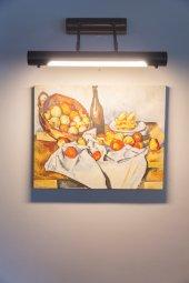 Paul Cezanne Elmalar İle Natürmort Kanvas Tablo (2)